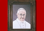 "Meet the Woman Behind ""Portrait of Pope Francis"""