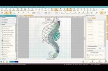 Digitizing the Seahorse - Part 3 - Digitizing the Body and Head