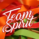 Team Spirit Ribbon Project with FREE Instructions & Embroidery Design