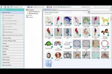 Hatch Embroidery 2 - Design Management demo