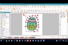 Easter Egg Digitizing 2.