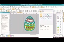 Easter Egg Digitizing 1.