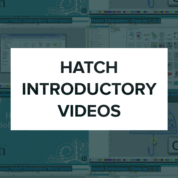 Learn Quickly and Easily with Hatch Video Tutorials!