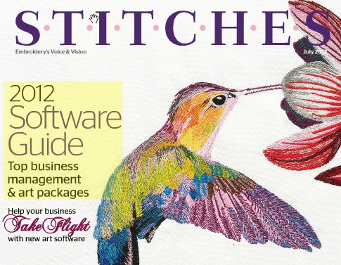 EmbroideryWare - Embroidery Digitizing software only $89.95