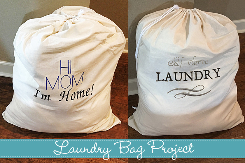 56bf73fb576a Back-To-School Laundry Bag Project with FREE Embroidery Designs