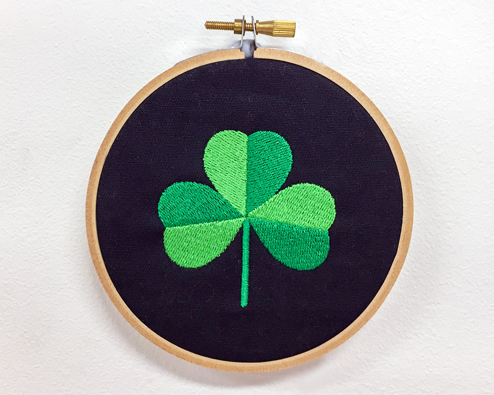 Frame And Display Your Machine Embroidery Designs