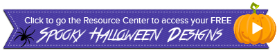 go to the resource center for Halloween free machine embroidery designs