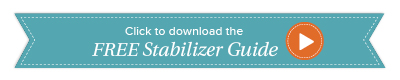 click to download the free machine embroidery stabilizer guide