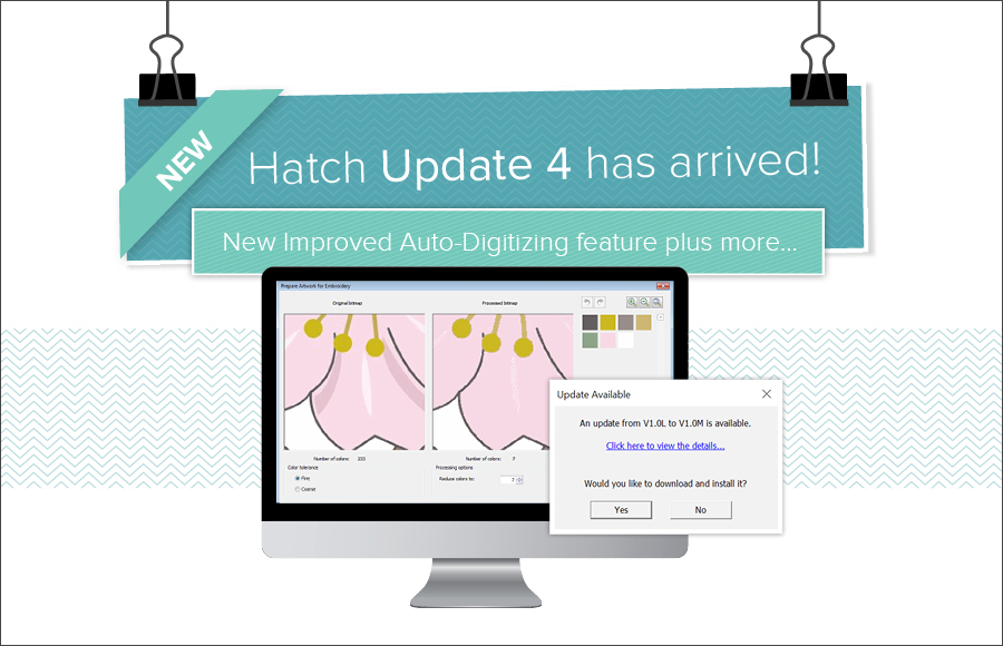 UPDATE 4 - NEW Improved Auto-Digitizing Is Here!