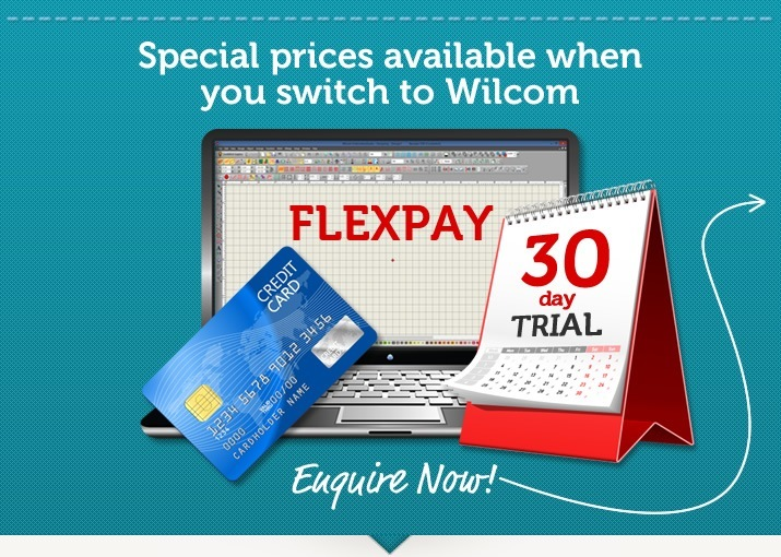 Trade-in to Wilcom