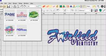 TrueSizer Pro - TrueSizer embroidery software with even more power!